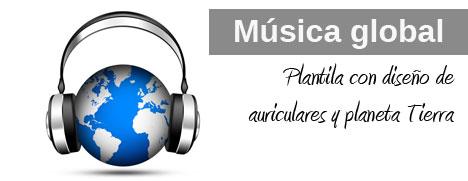 música online y global
